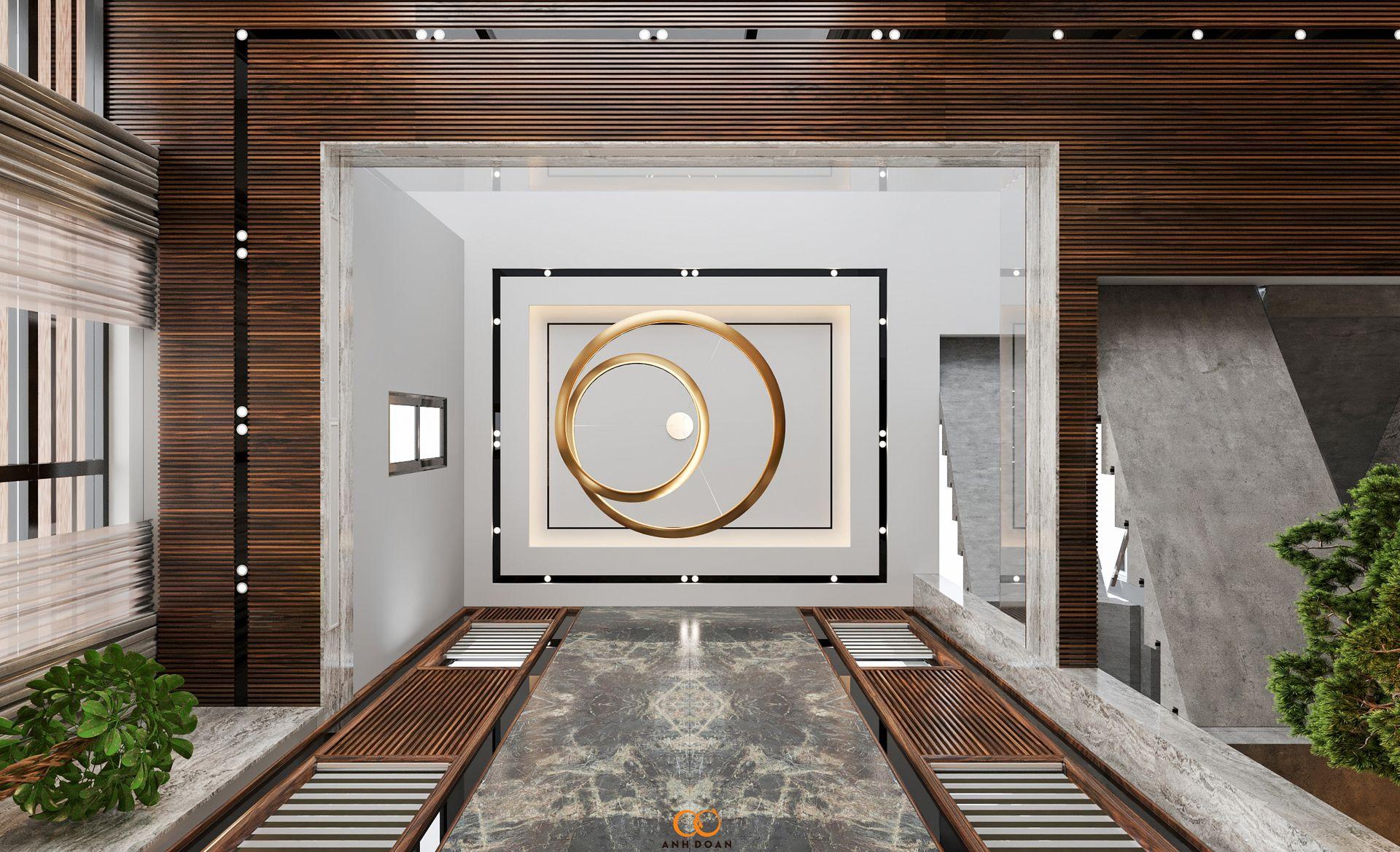 Thiết kế không gian nội thất (Thiết kế 3D) – Thiết kế bản vẽ chi tiết sản xuất