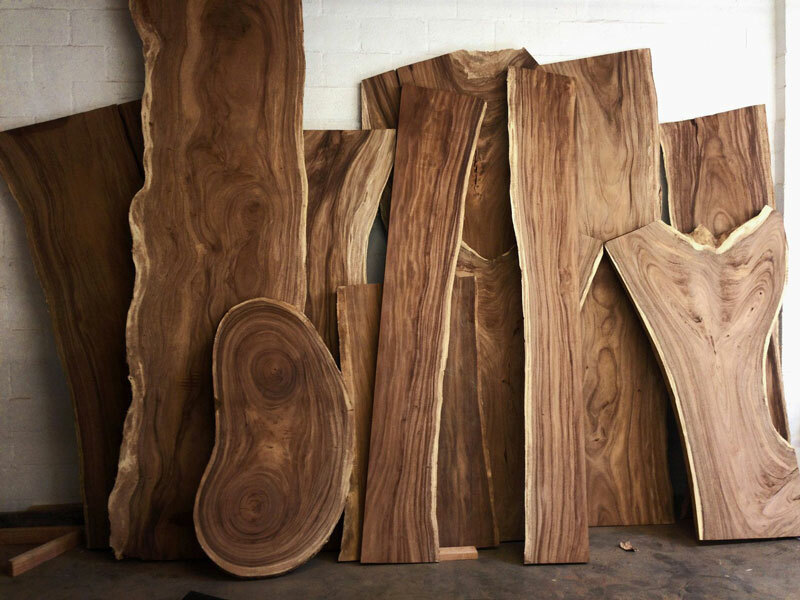 gỗ óc chó xuất xứ từ bắc mỹ