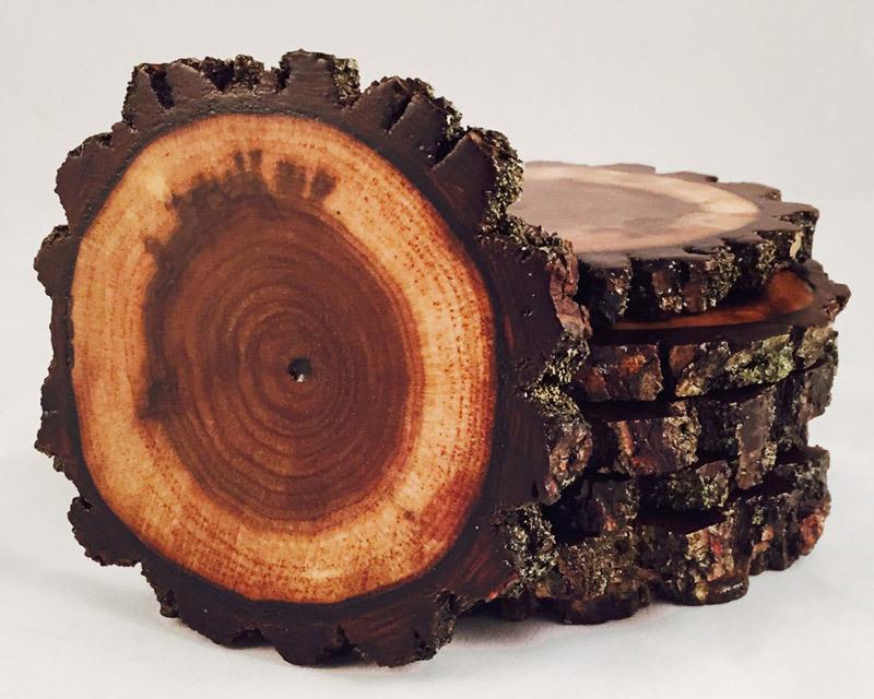 màu tâm gỗ óc chó