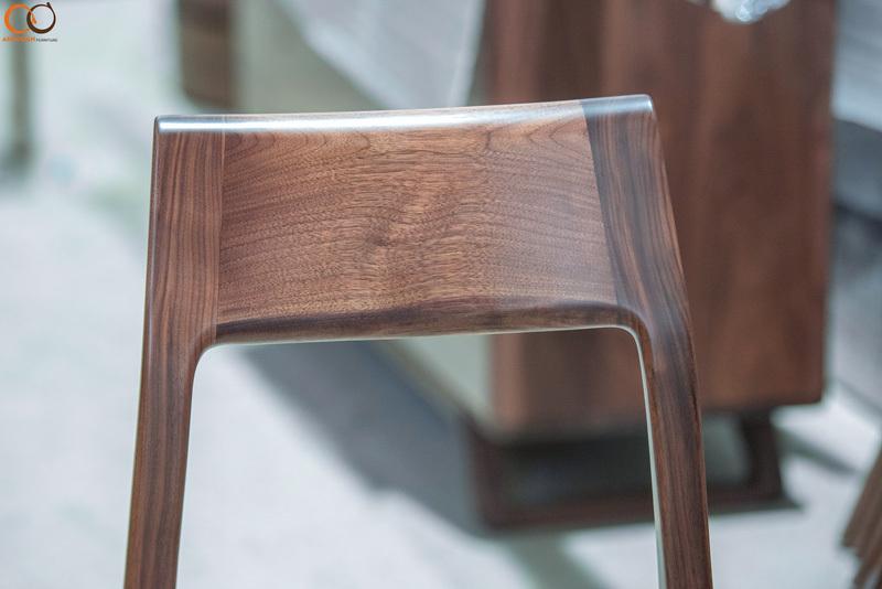 ghế gỗ óc chó