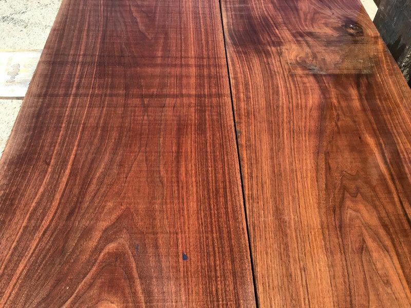 chất lượng vượt trội của gỗ óc chó