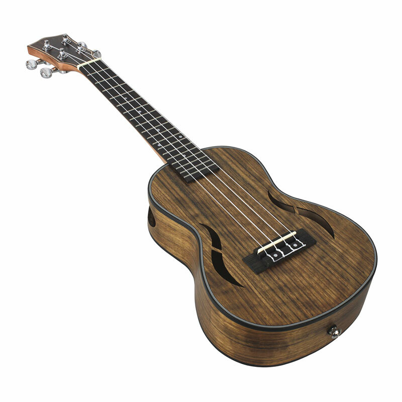 nhạc cụ làm từ gỗ óc chó