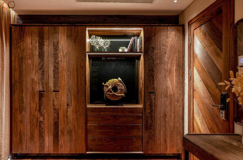 nội thất gỗ óc chó chất lượng cao