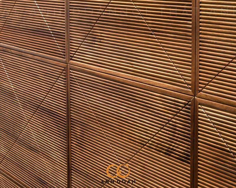 chất liệu gỗ làm văn phòng