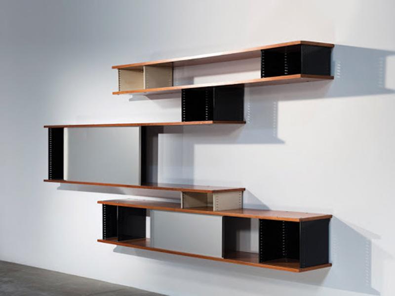 phong cách thiết kế nội thất Charlotte Perriand