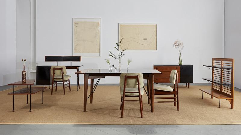 phong cách thiết kế nội thất Greta Grossman.