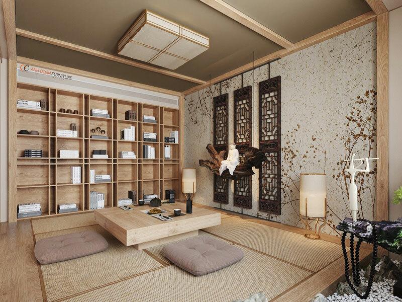 thiết kế 3d biệt thự Tân Triều cao cấp