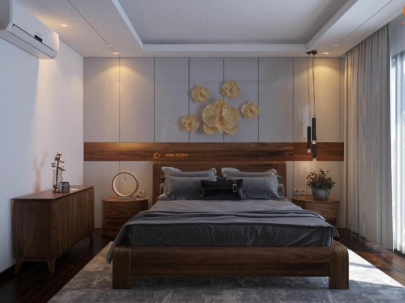 phòng ngủ nghệ thuật