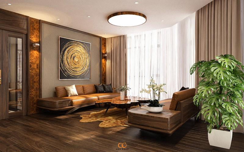Thêm một chút sáng tạo vào đồ nội thất gỗ, không gian ngôi nhà sẽ mang màu sắc riêng, độc đáo.