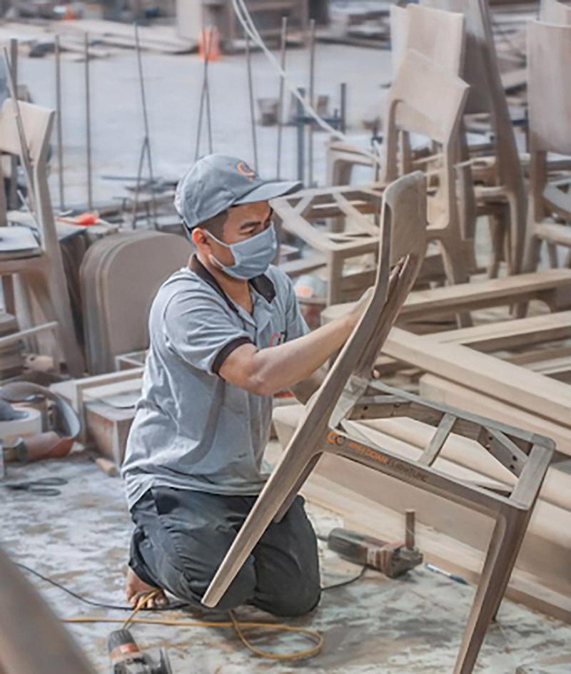 Lựa chọn cơ sở sản xuất gỗ óc chó uy tín
