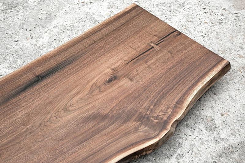 Sự khác biệt của gỗ óc chó Bắc Mỹ
