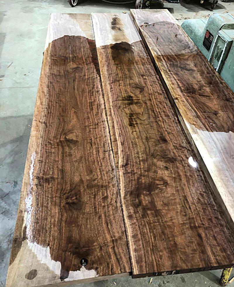 Chọn gỗ kiện đã trải qua quy trình xẻ sấy ở nước ngoài