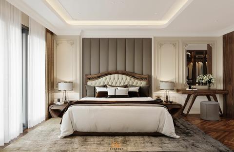 Những ý tưởng thiết kế ánh sáng cho phòng ngủ mới nhất