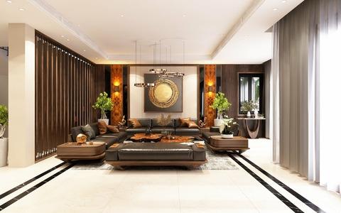 Thiết kế ánh sáng cho phòng khách hiệu quả và tốt nhất