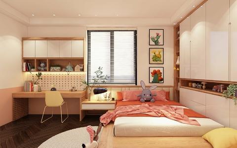 Ý tưởng thiết kế ánh sáng cho phòng ngủ trẻ em