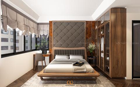 7+ lưu ý khi chọn giường ngủ gỗ óc chó