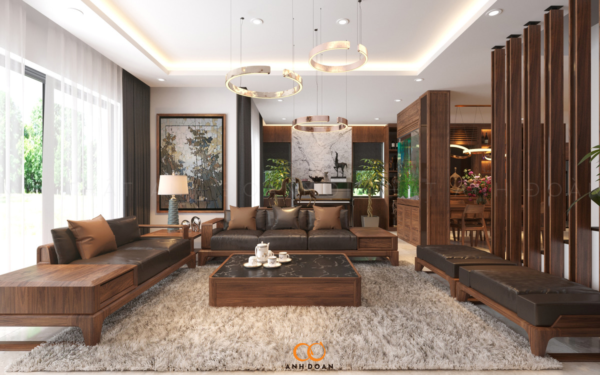 Thiết Kế Biệt Thự Song Lập The Manor