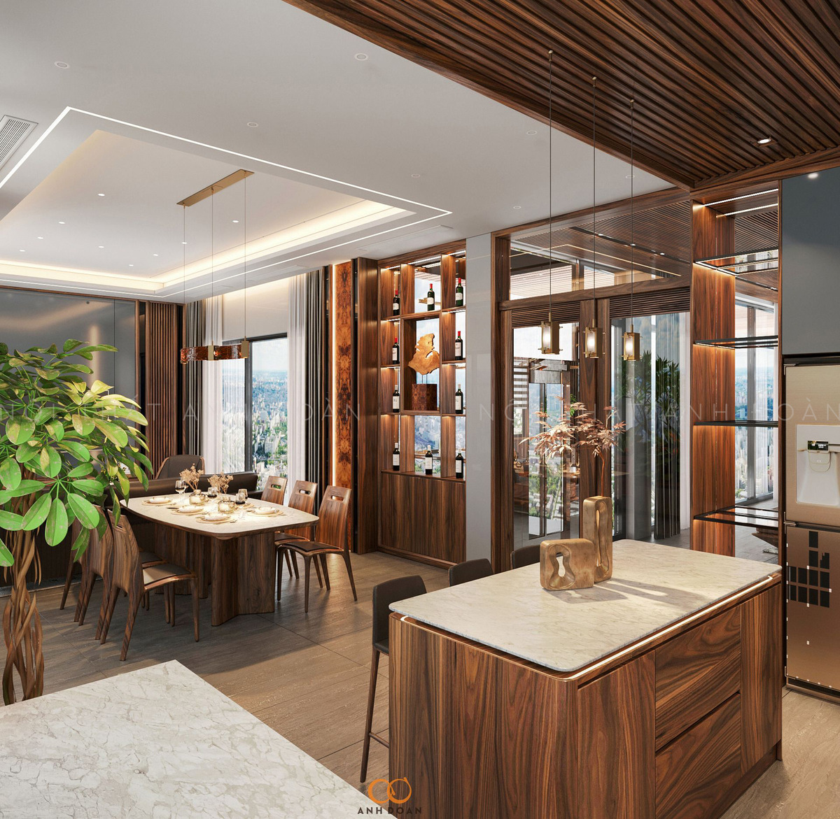 Thiết Kế Biệt Thự Nhà Phố Bắc Ninh