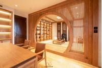 Thực Tế Thư Phòng Biệt Thự Tân Triều