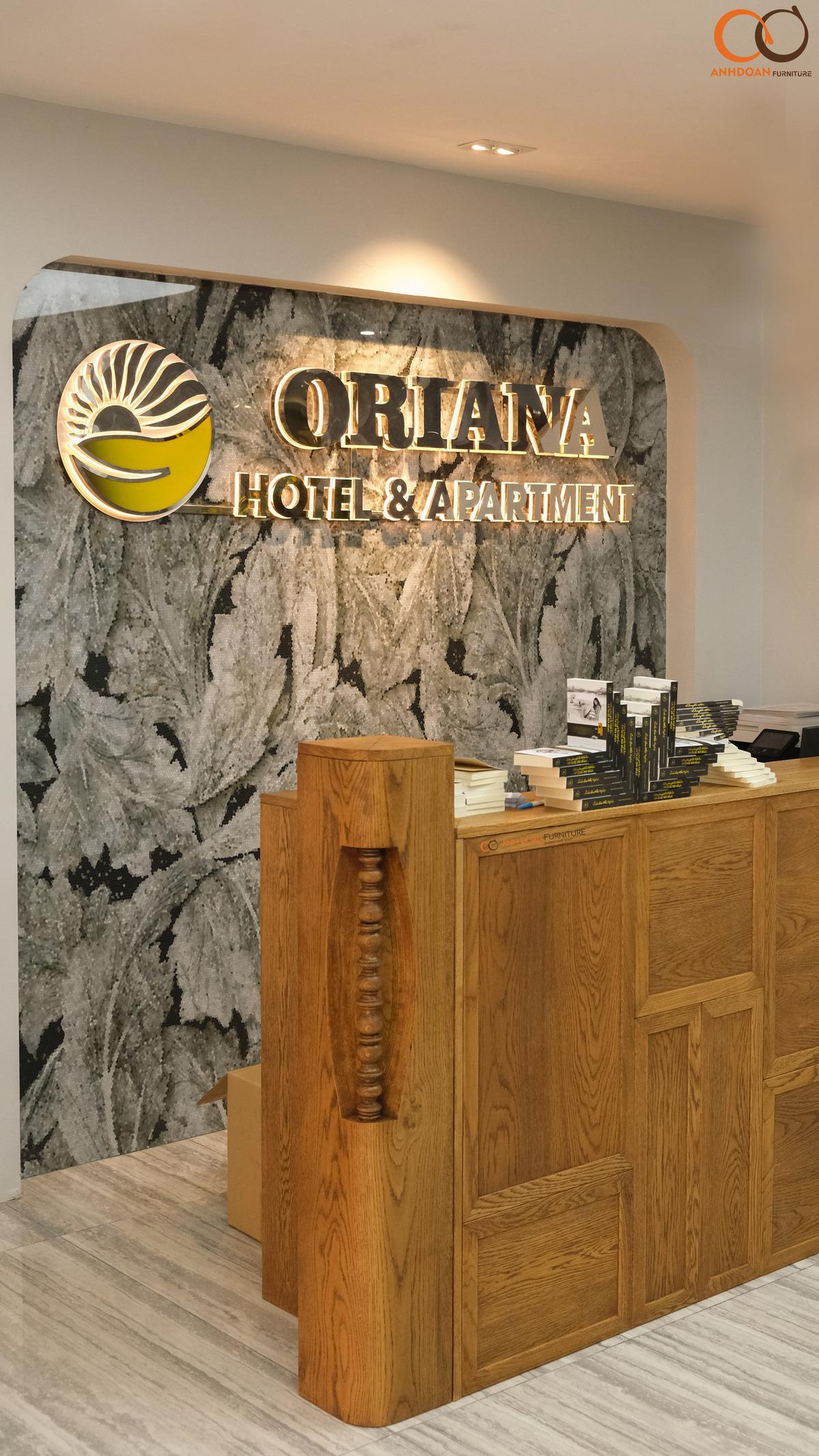 Thực Tế Khách Sạn Oriana